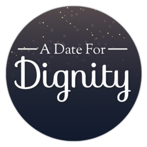 a date for dignity logo